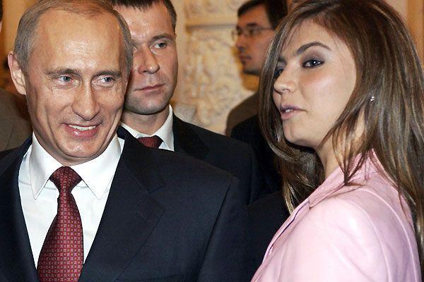 Нова наречена Путіна. Гнучка, красива, скоро стукне 25 ...