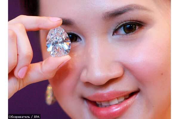 Инвестиции в бриллианты дают 15% годовых