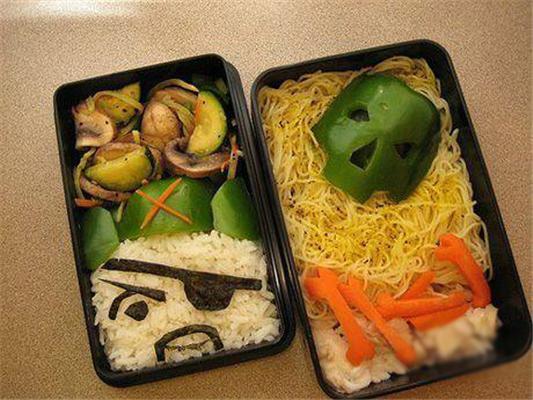 Скушай череп, мишку и маску любимой в обед...