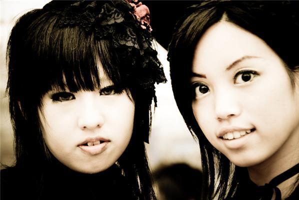 Хто любить азіаток? Девчоночки-японочки. Такі вони зараз ...