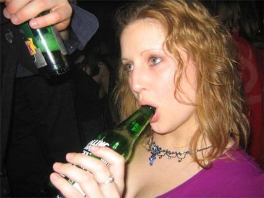 Пиво і дівчатка. Що може бути краще?