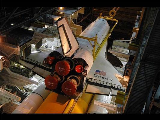 Як запускають мрію хлопчаків - космічний човник Шаттл