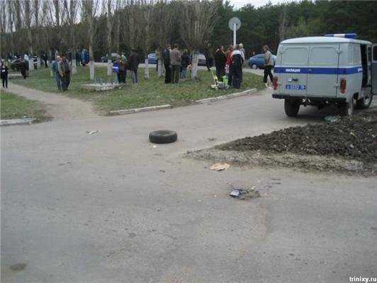 Жесть. Авария: депутат против «Жигулей». Водитель погиб