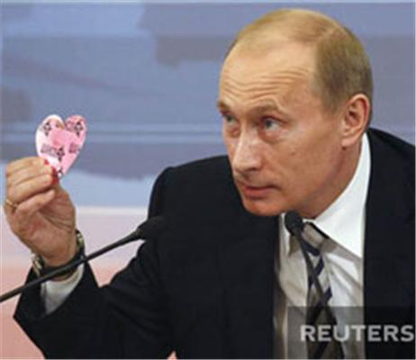 Володимир Путін офіційно вирішив одружитися на Кабаєвою?