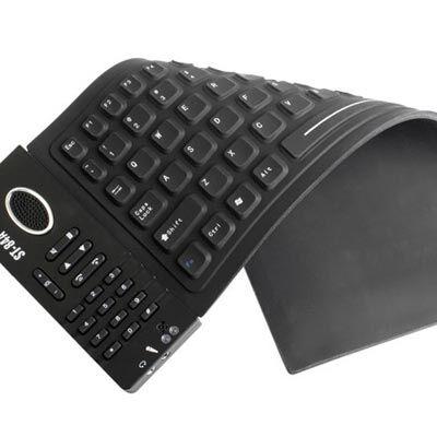 Клавіатуру тепер можна згортати в трубочку