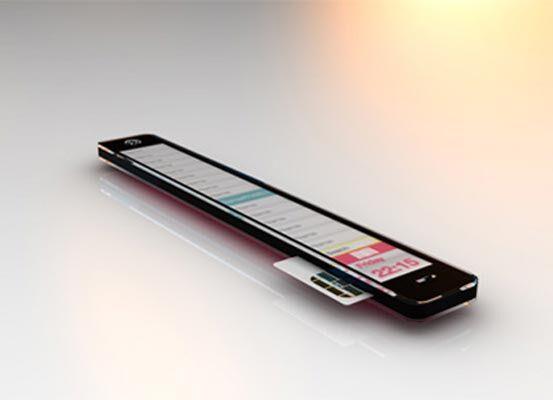 Концепт найдовшого телефону в світі
