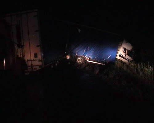ДТП на Житомирщине, в котором погибли 11 человек