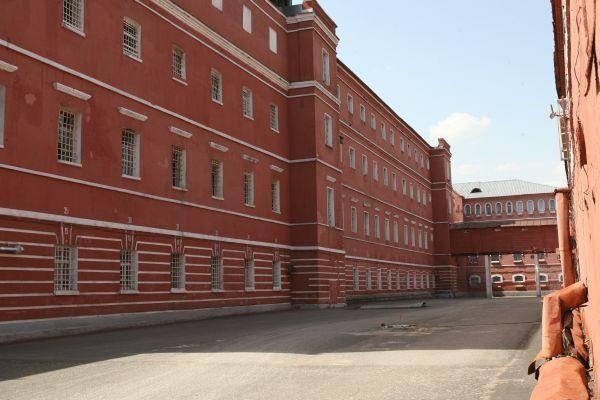 Так виглядає Володимирський централ, куди етапом з Твері ...