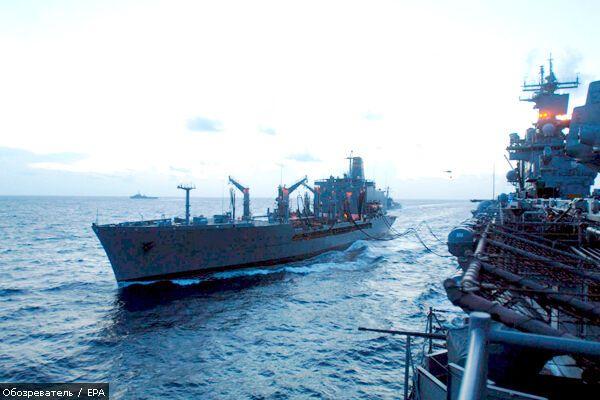 Пираты захватили украинцев в Сомали