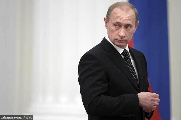 """Восемь лет правления ответили на вопрос """"Who is mr. Putin?"""""""