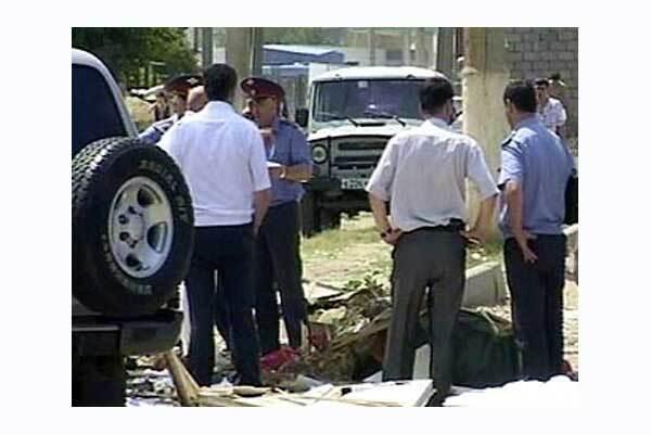 Вибух в Інгушетії убив дитину і зруйнував два магазини