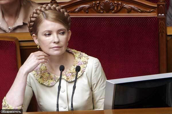 Ющенко відмовився їхати з Тимошенко в Брюссель