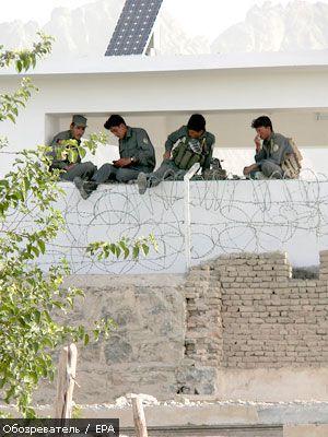 В Афганістані ПП: таліби звільнили більше 1000 зеків