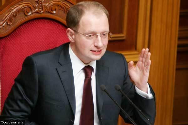 Яценюк врятував коаліцію