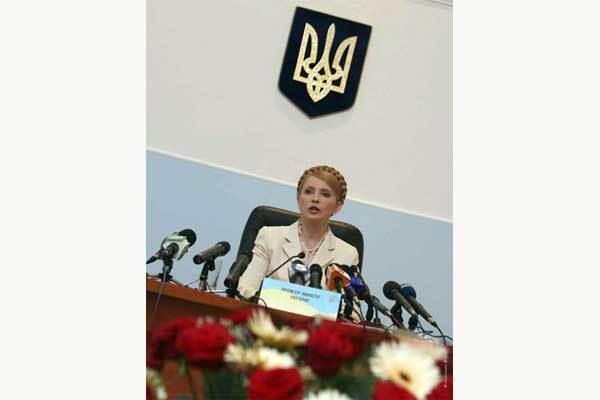 Тимошенко вибрала п'ять жертв для показової розправи