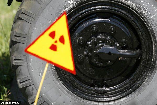Затримали банду любителів чорнобильського металобрухту