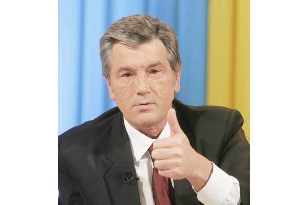 Ющенко визнаний цілком здоровим