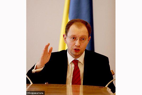 Яценюк обіцяє нової коаліції старі граблі