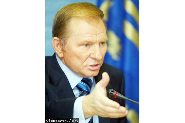 Кучма предостерег Януковича от «хомута» Тимошенко