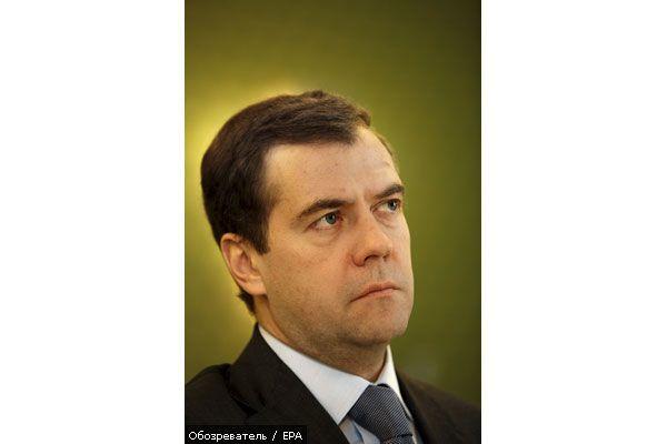 Держдума поскаржиться Медведєву на Україну