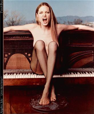 Найсексуальніші фото Анжеліни Джолі