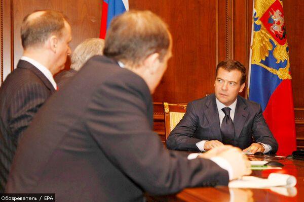 "Держдума наябедничав Медведєву на ""погану"" Україну"