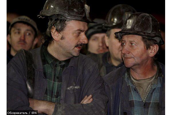Вибух на польській шахті