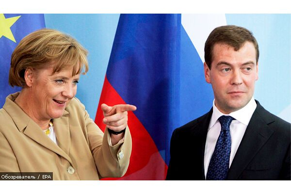 Медведев знает рецепт энергобезопасности Европы