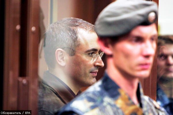 Медведєв готовий помилувати Ходорковського