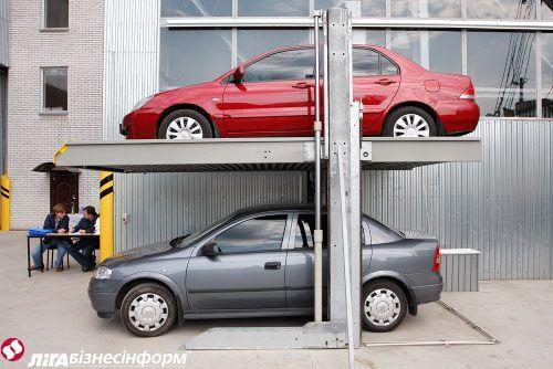 Для столичных жителей установят чудо-парковки (ВИДЕО)
