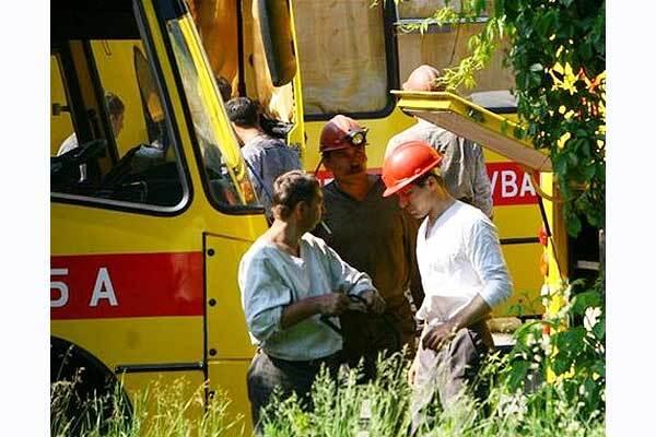 Названа причина вибуху на шахті в Єнакієвому