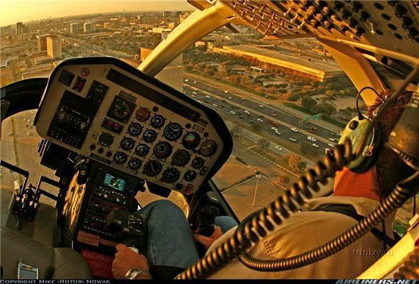 10 кращих видів з кокпітів літаків