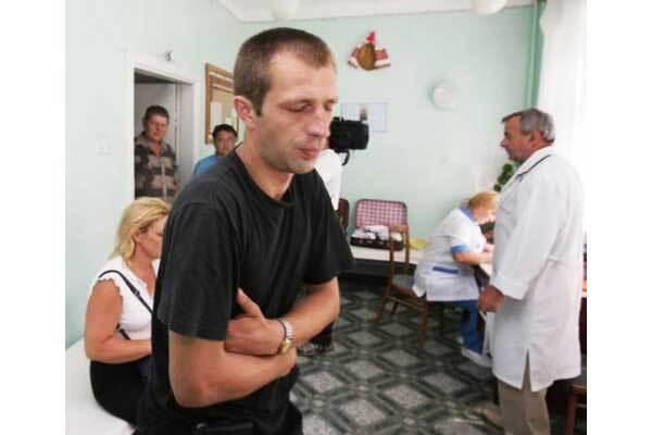 """Год """"фосфорной аварии"""""""