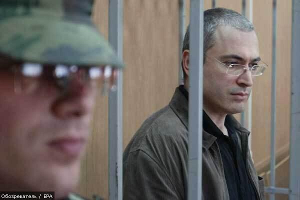 Родители Ходорковского просят Медведева за сына