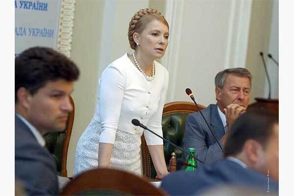 Тимошенко потребует от Ющенко отказаться от переизбрания