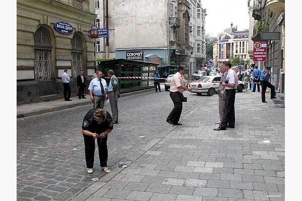 Свидетель расстрела бизнесмена во Львове может обогатиться