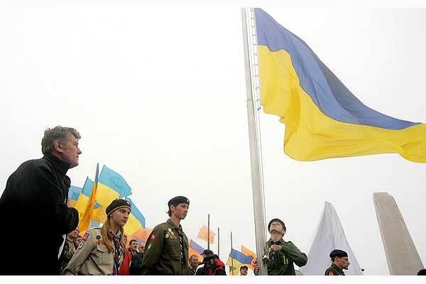 Ющенко покорил Говерлу. ФОТО