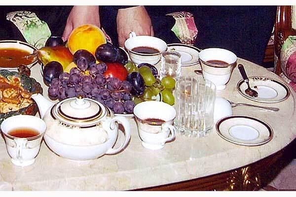 СП: Жвания помог Ющенко поужинать ядом