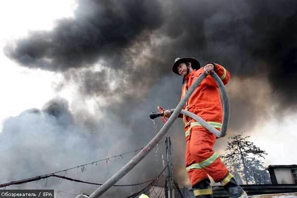 Семь человек погибли при пожаре в общежитии