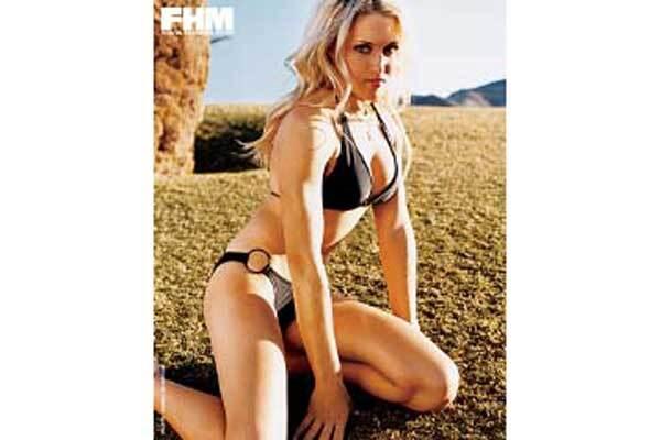 Спортсменки, которых хочет Playboy