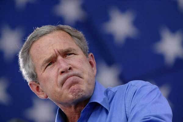 Буш сравнил коммунизм с фашизмом. Россия оскорбилась