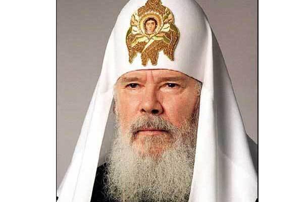 Алексий II призвал к единству Украины, России и Беларуси