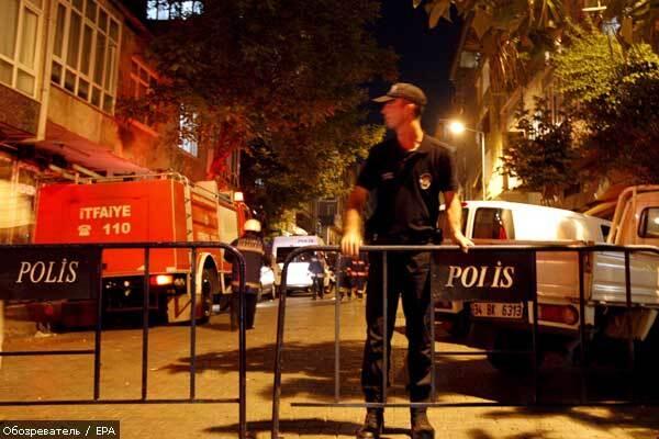 За 15 жертв стамбульских взрывов ответят три подростка