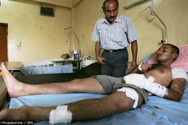 Еще один взрыв в Ираке унес не менее 10 жизней