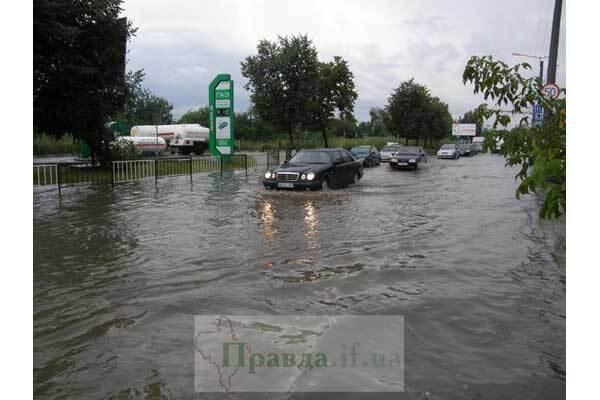 Вінницька область під загрозою повені