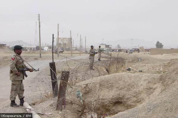 Таліби викрали 30 пакистанських поліцейських і військових