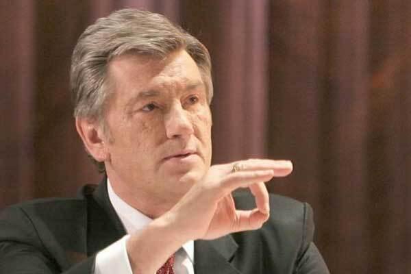 Ющенко наградил глав украинских церквей
