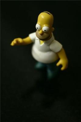 Пригоди Гомера Сімпсона в сучасному світі