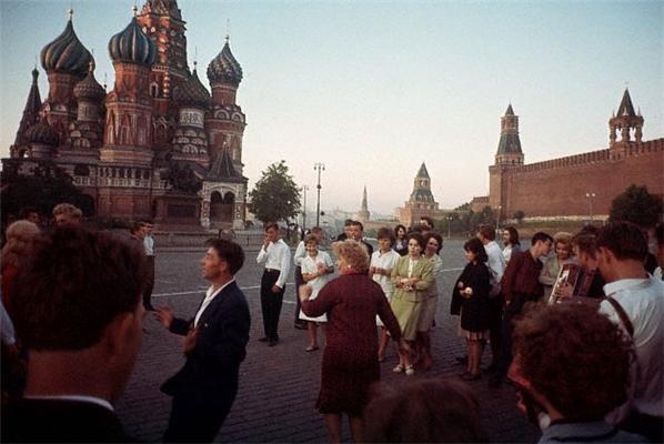 СРСР 60-х у фотографіях Діна Конгер