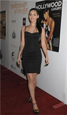 Ну просто мега (н?) Красуня! Трансформерша Меггі (Megan Fox)